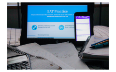 As the SAT approaches, students are cramming in last minute study sessions and practice tests.