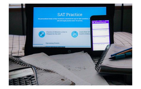 Communication surrounding the SAT and college applications leaves seniors feeling unprepared