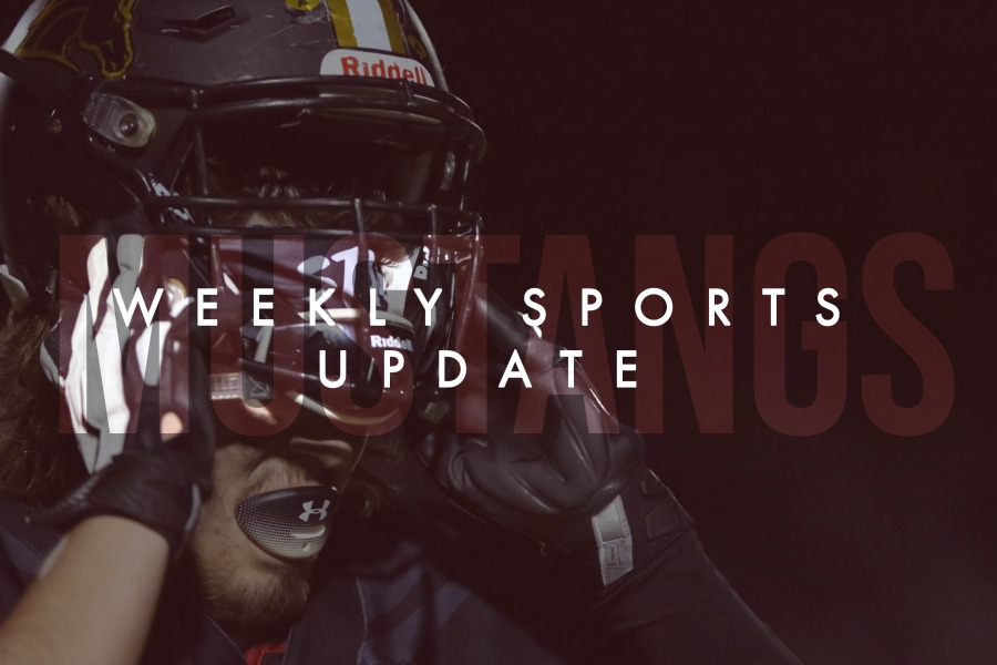 Only a few sports are able to participate as of now. Within the next few weeks more will be able to partake in sports.