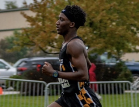 Senior Mamadu Diallo goes  in depth on his goals and work ethic during his time on the team.