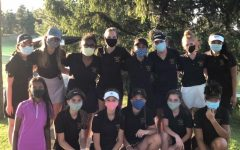 Girls' golf team works together in order to have the best season outcome.