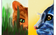 'Warrior Cats', a 2003 book series, is often seen as