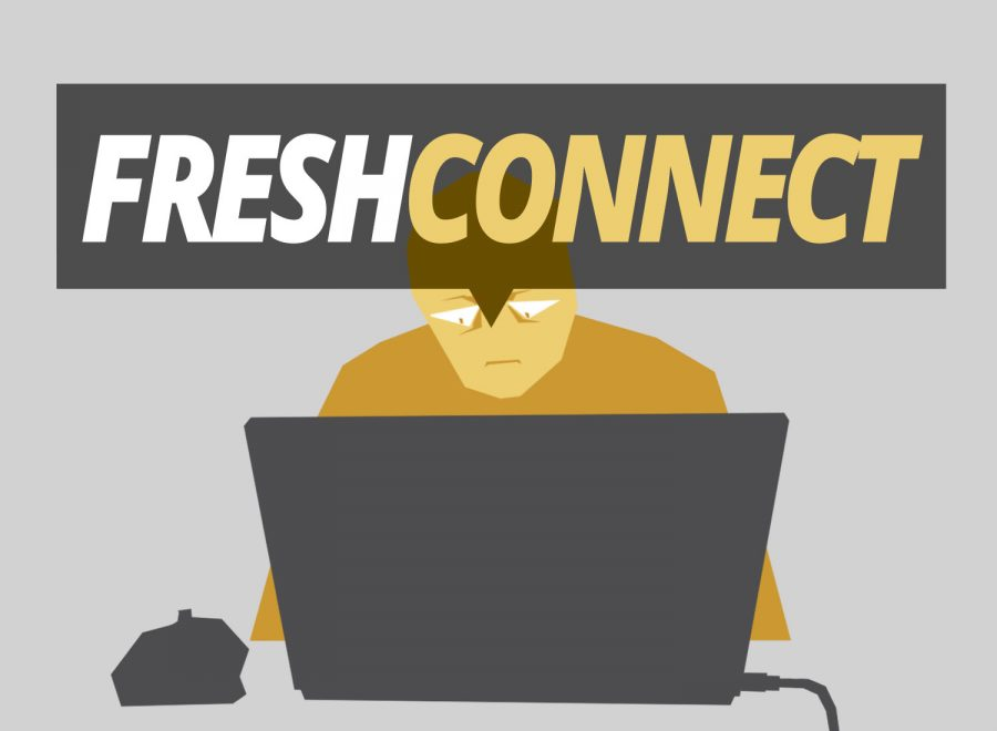 During online learning, Fresh Connect is still ongoing but its purpose is being questioned.