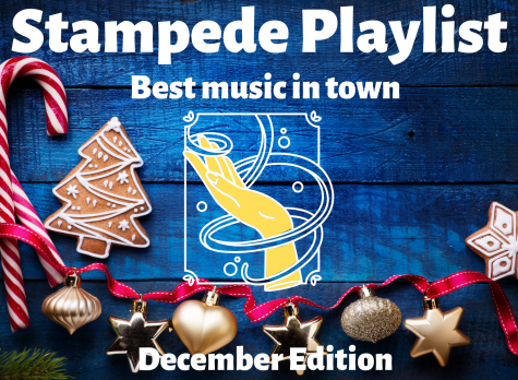 The Stampede staff members share their favorite music for the month of December.