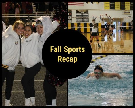 The fall sports exceeded expectations and proved that student athletes can play in a functioning season this year.