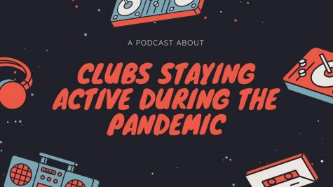 During the COVID pandemic clubs have to adjust to an online platform