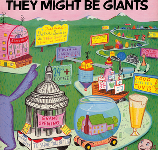 """""""Don't Let's Start"""" by They Might Be Giants"""