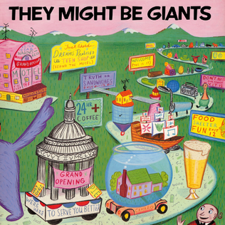 Don't Let's Start by They Might Be Giants