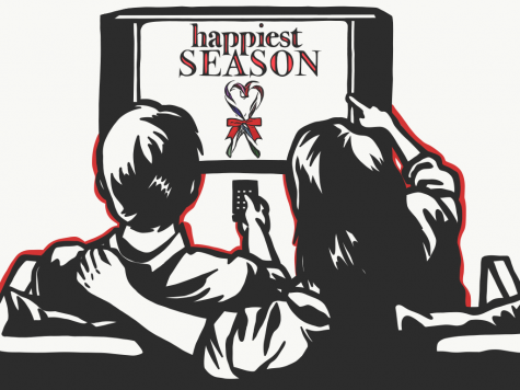 """Happiest Season"" is a heartwarming coming-out story with a holiday spin."