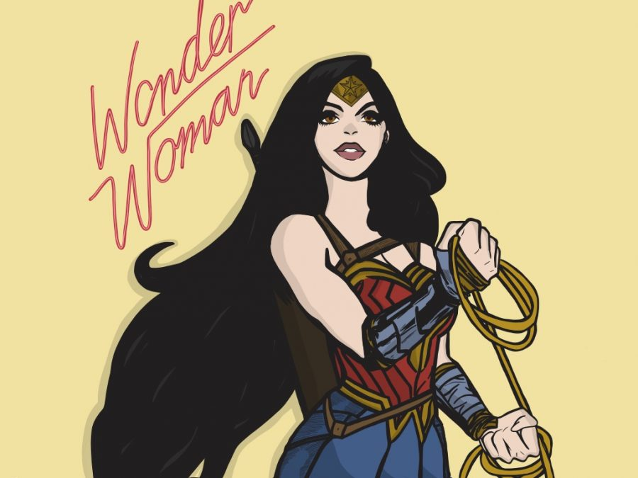 Wonder Woman seemed to be a glimmer of hope, it was expected to empower women and be a distraction from the real world, but it failed.