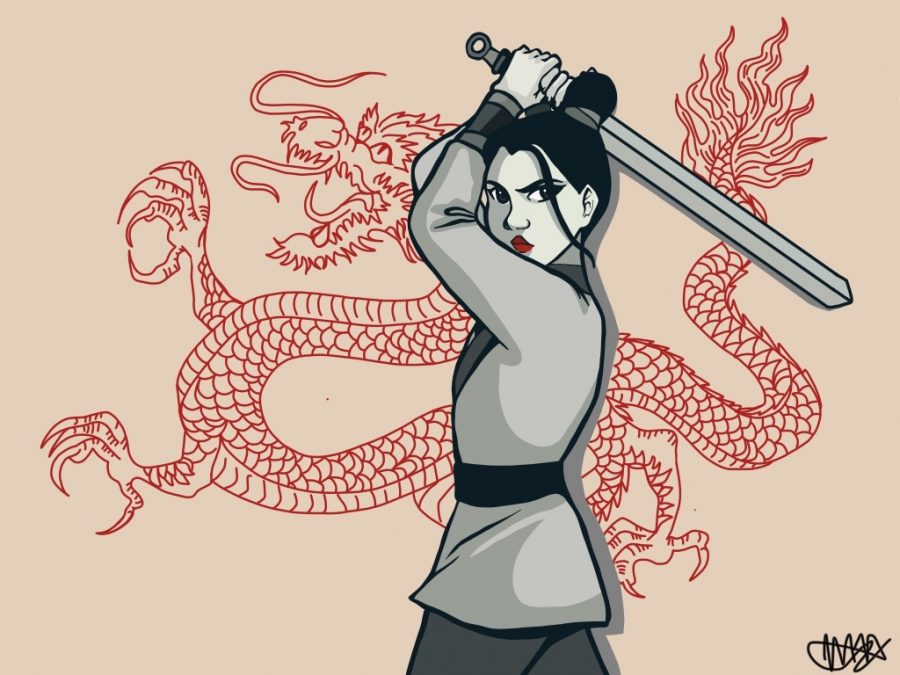 Mulan is Disney's new live-action remake that does not hold true to the original story tale.