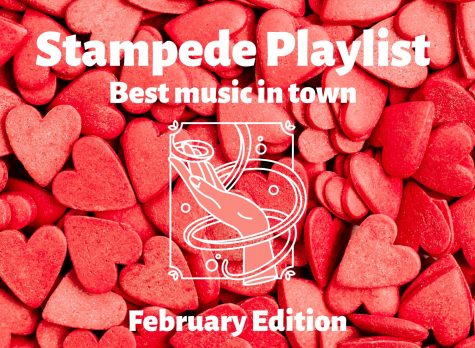 The Stampede staff members share their favorite music for the month of February.