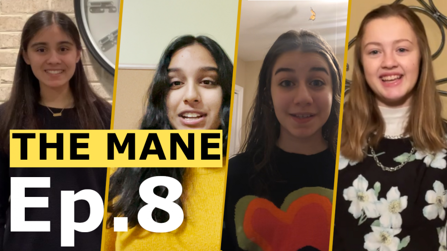S5 Ep.8 - The Mane: Media 1 Takeover! Winter Scenes, Speech Team, Virtual Concerts, Superbowl & More