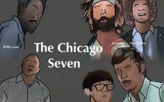 'The Trial of the Chicago 7' poses an accurate representation of its historical background.