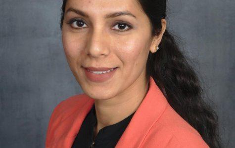 Candidate: Saba Haider