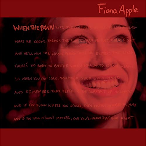 Paper Bag by Fiona Apple