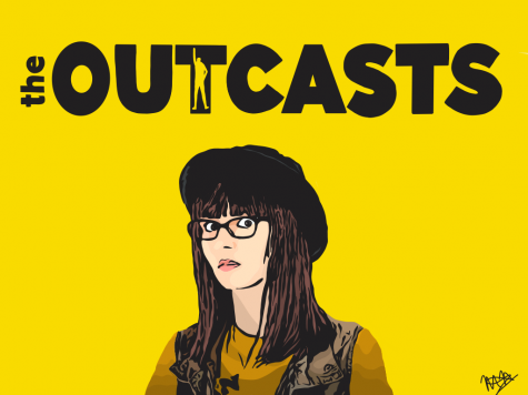 """The Outcasts"" a teen comedy that fails to be memorable due to its stereotypical plotline."