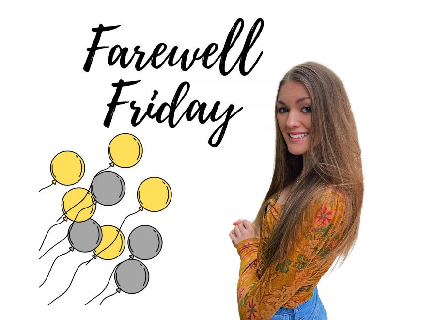 Farewell Friday: Addison Gamster