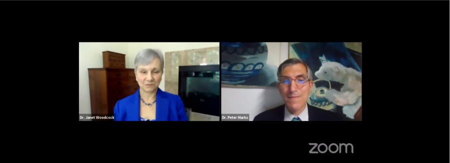 Dr. Janet Woodcock and Dr. Peter Marks from the FDA address expanding the vaccine eligibility to 12 to 15 year olds and results from the clinical trial.