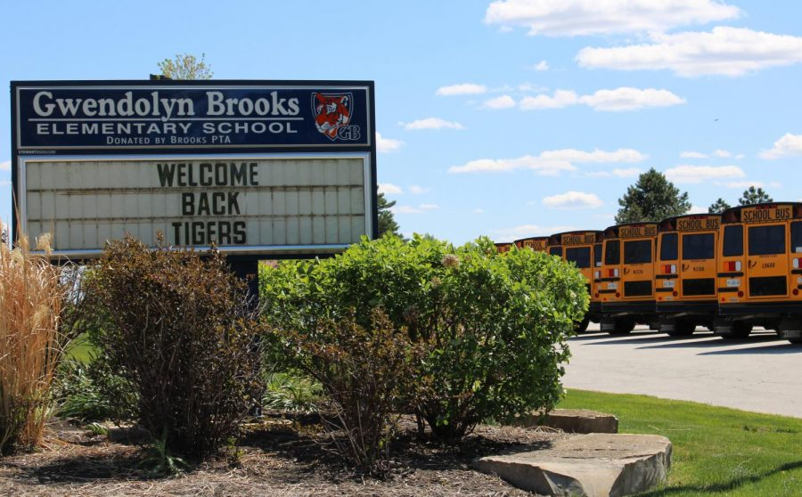 Brooks Elementary school is known in the district to have a lower number of yearly enrollments.