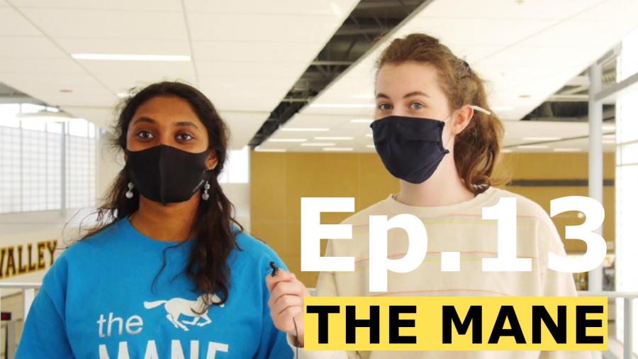S5 Ep13 The Mane- School News Update, Zoom Parody, Improv Event, & More!