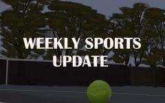 Weekly Sports Update 9/13-9/17