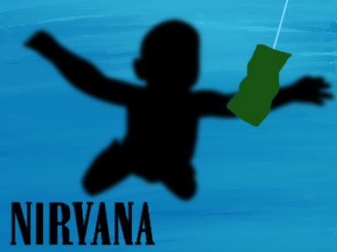 """Spencer elden, featured on Nirvana's """"Nevermind"""" album cover, now claims the cover was child sexual exploitation."""