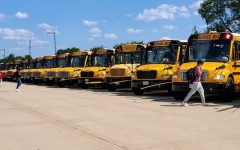 The bus driver shortage in district 204 has impacted student's transportation to and from school.