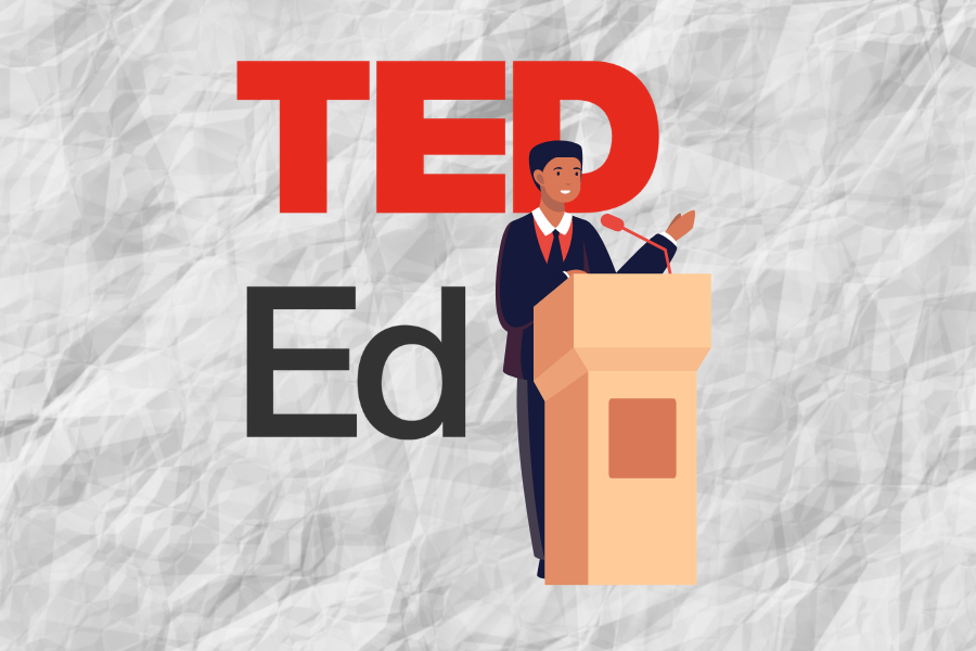 The TedEd club, founded by students meets on Tuesday, September 14th.