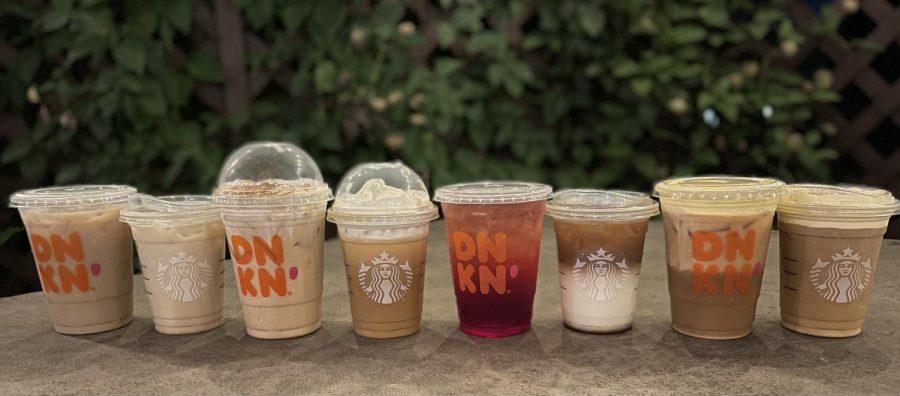 Dunkin vs. Starbucks fall face off